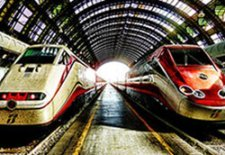 Italy Train & Rail Tours