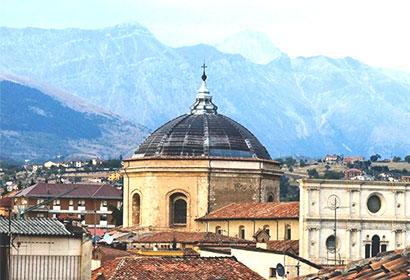 Aquila Italy