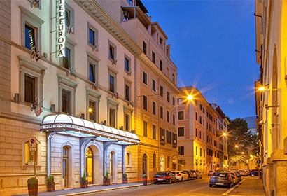 Hotels in Rome Italy