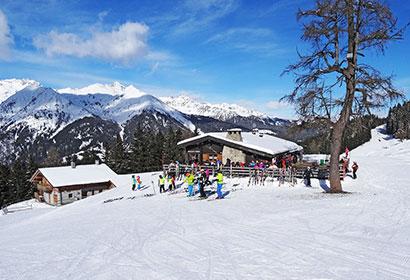 Italy Ski Resorts