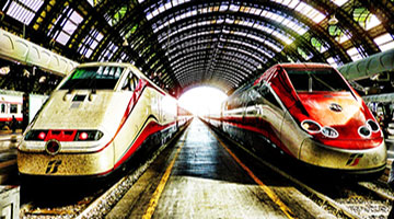 Train Travel Italy Tours