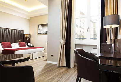 Luxury Hotels Rome Italy