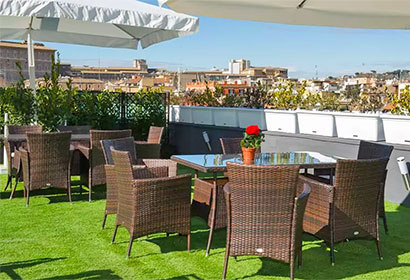 Bed and Breakfast Rome Italy