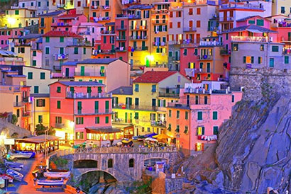 Cinque Terre Walking Holiday Self-Guided - Viator