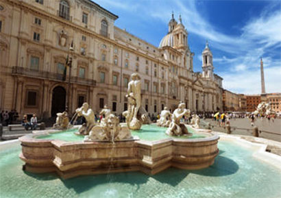 Italy Golden Circle: From Rome to Rome - 7 Days 6 Nights