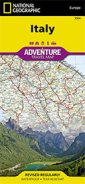 National Geographic Italy Adventure Map on Amazon