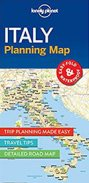 Lonely Planet Italy Planning Map on Amazon