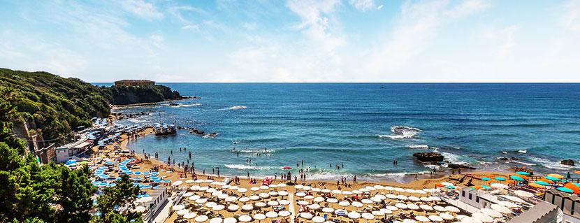 Beaches In Italy
