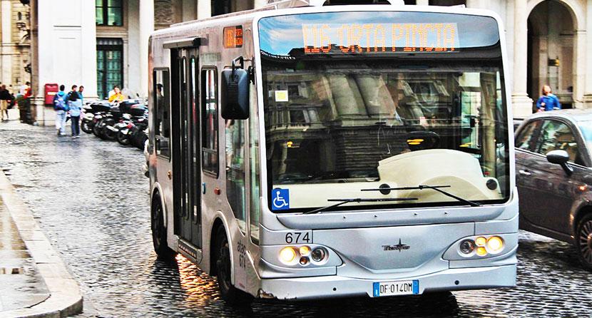 Bus Italy