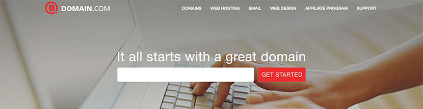 Buy Domains at Domain.com