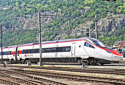 High Speed Trains in Italy