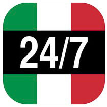 Italian Phrases 24/7 Language Learning by 24/7 TUTOR INC.