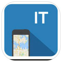 Italy (including Rome & Florence) offline map, guide, weather, hotels. Free GPS navigation