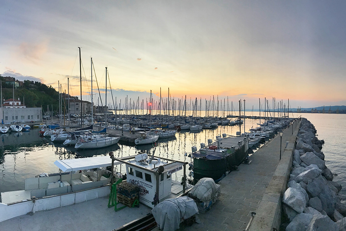 Italy Photos - Muggia Marina