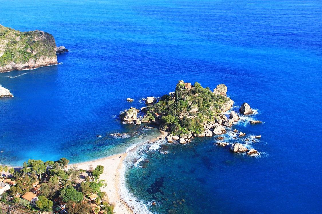 Italy Photos - Sicily Coast