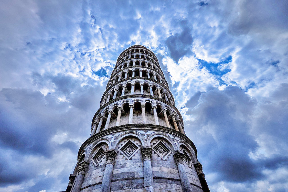 Italy Photos - Tower of Pisa