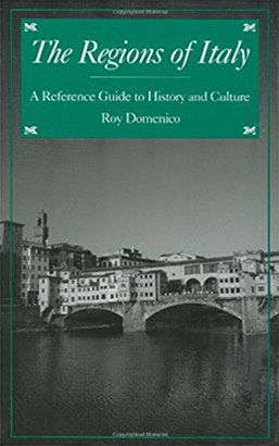 Italy Regions Guide on Amazon