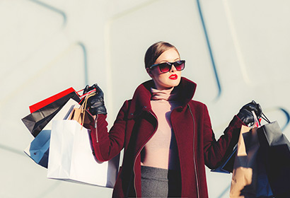 Italy Shopping