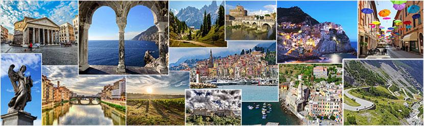 Italy Sightseeing