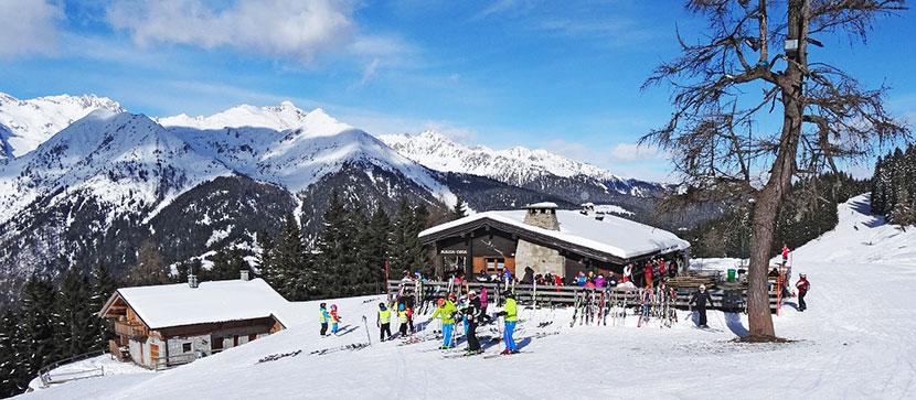 Italy Ski Resort