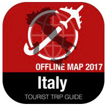 Italy Tourist Guide + Offline Map by OFFLINE MAP TRIP GUIDE LTD