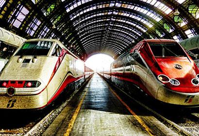 Italy Train Travel
