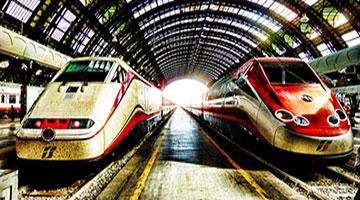 Train Travel Italy Tours