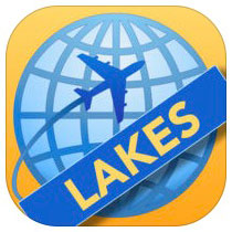 Lake Maggiore & Lake Como Travelmapp by Travelmapp.com