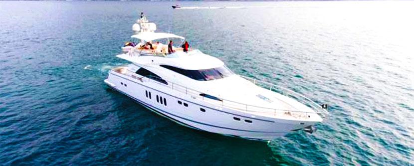 Luxury Yacht Charter Italy