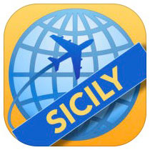 Sicily Travelmapp by Travelmapp.com