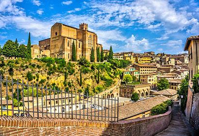 Siena Italy
