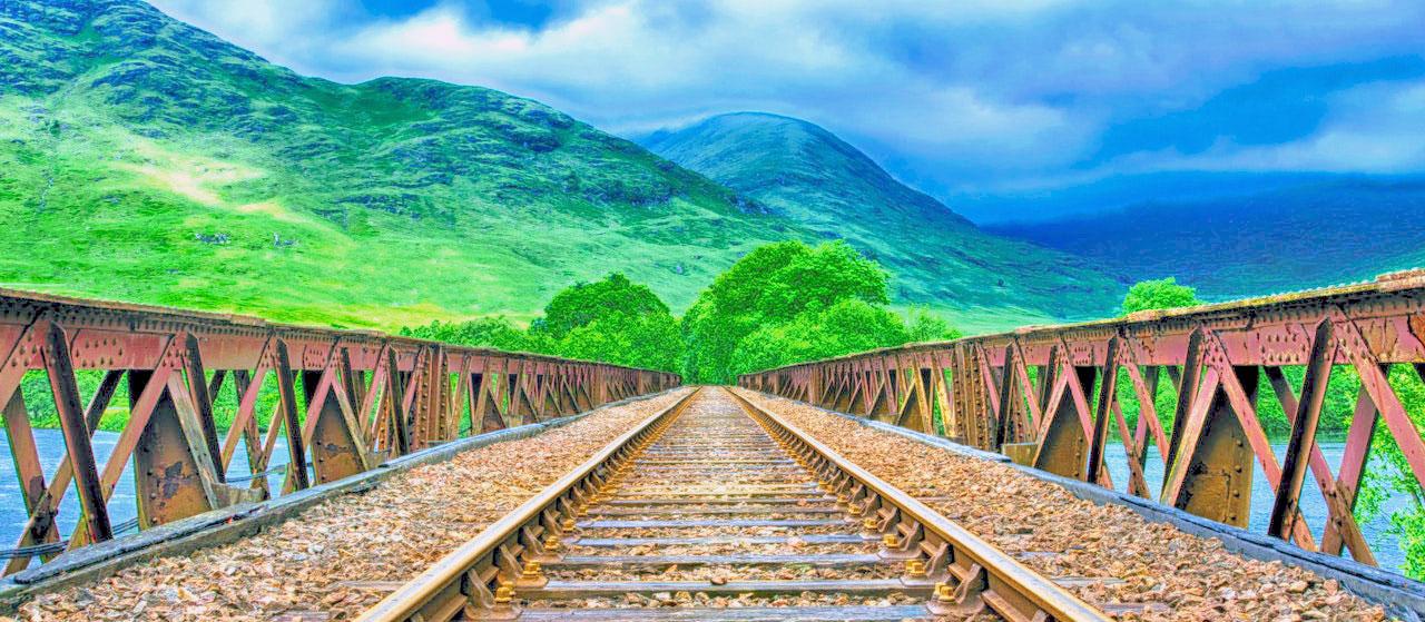 Train Travel Italy