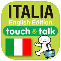 YUBISASHI English - ITALIA Touch & Talk