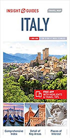 Insight Guides Travel Map Italy on Amazon