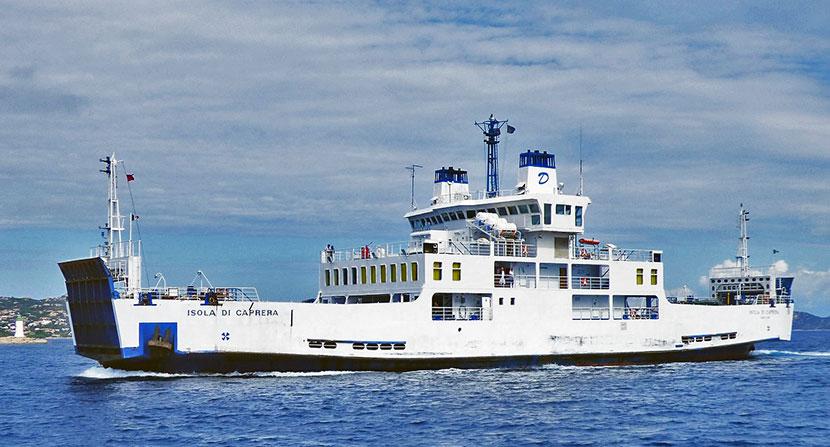 Ferry Italy