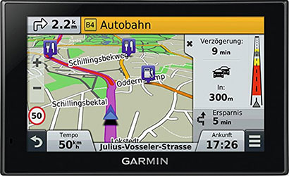 Garmin Nuvi 2559LMT North America and Europe