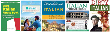 Books on Italian Phrases at Amazon