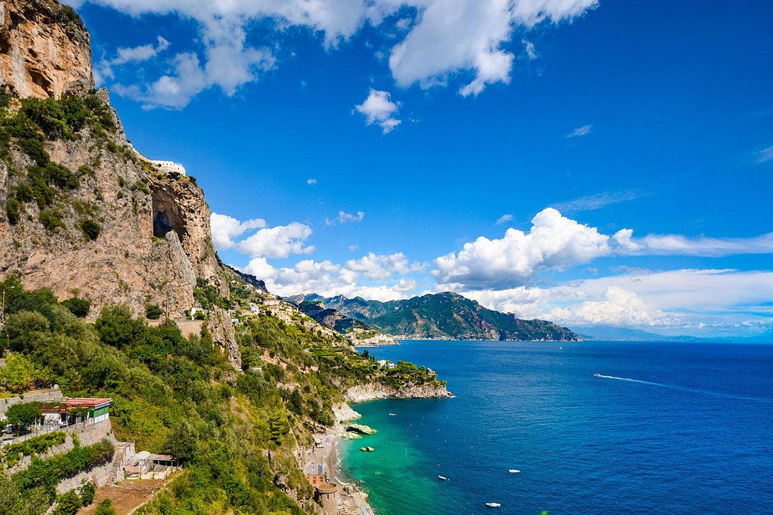 Italy Photos - Amalfi Coast