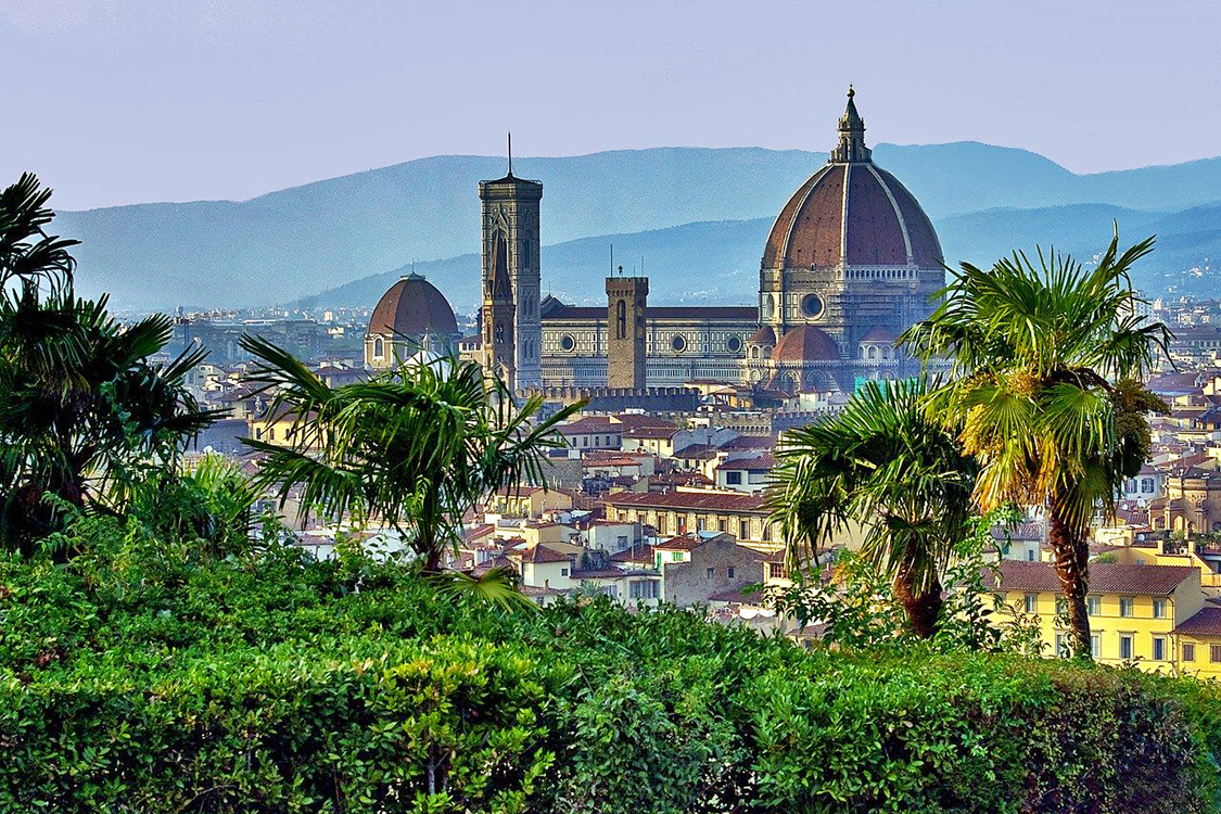 Italy Photos - Florence Cathedral