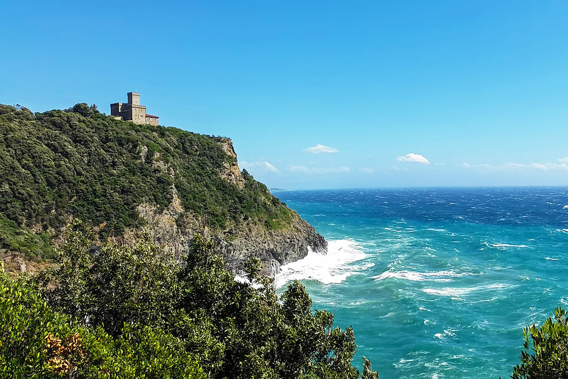 Italy Photos - Tuscany Coast