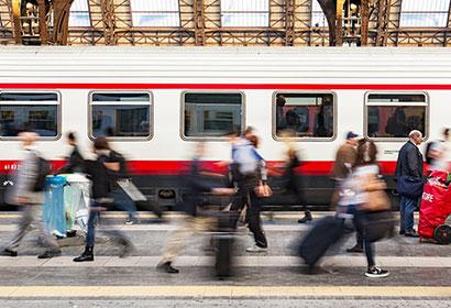Italy Train Stations
