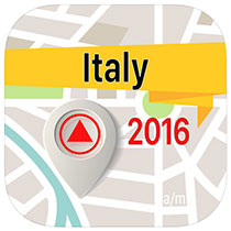 Italy Offline Map Navigator and Guide by App Makers Srl on Itunes