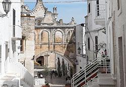 Ostuni Italy
